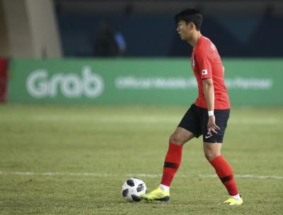 亞運足球》南韓44年來首次輸大馬 孫興慜要當兵了?