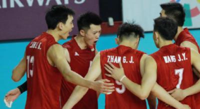 亞運》中國男排寫隊史最糟 中媒怪地主私心、賽制太奇葩