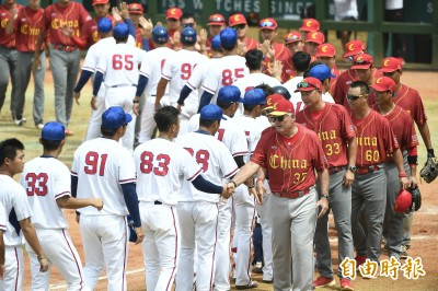 亞運棒球》赴美打百場獨盟賽事累了 中國氣力放盡慘敗