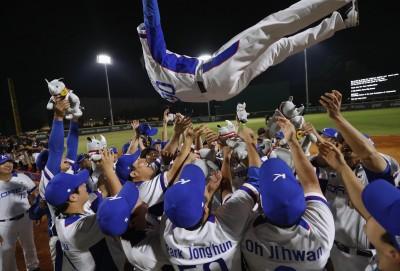 亞運棒球》首戰輸台灣仍奪金 南韓教頭對選手有信心
