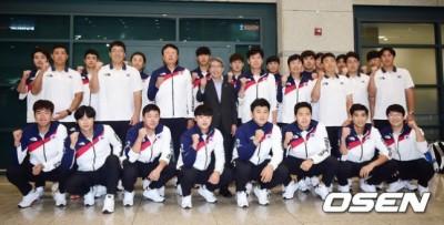 亞運》感嘆輿論「很可怕」  宣銅烈率金牌南韓隊回國