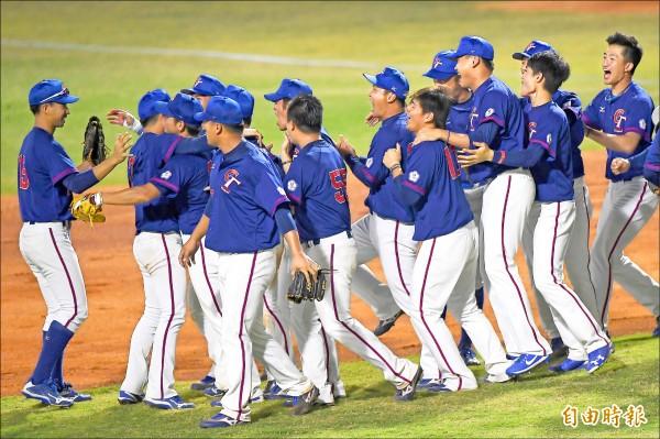 備戰東奧棒球 日韓中就定位 台灣還沒「頭」緒