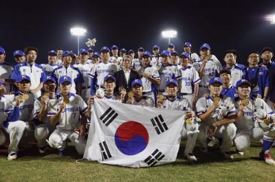 亞運》南韓棒球奪金免兵役遭酸爆 韓職擬未來派業餘選手