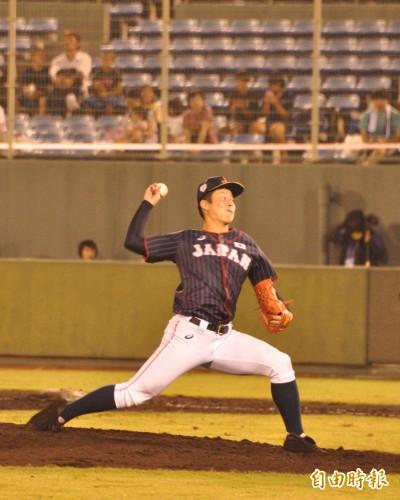 U18亞青賽》吉田中1日再登板共燒153球 網友:都投到厭世了