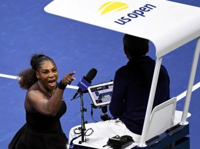 網球》小威痛斥主審爭議事件 國際網總挺裁判