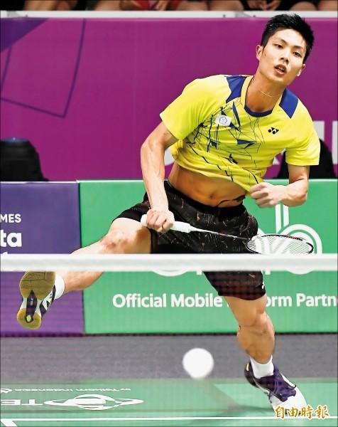 南韓羽球公開賽》周天成、王子維 挺進16強