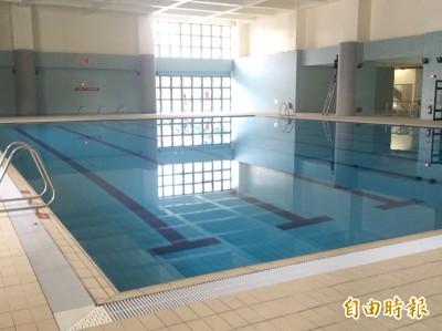 體育署》國內游泳池年度稽查 合格率逾8成