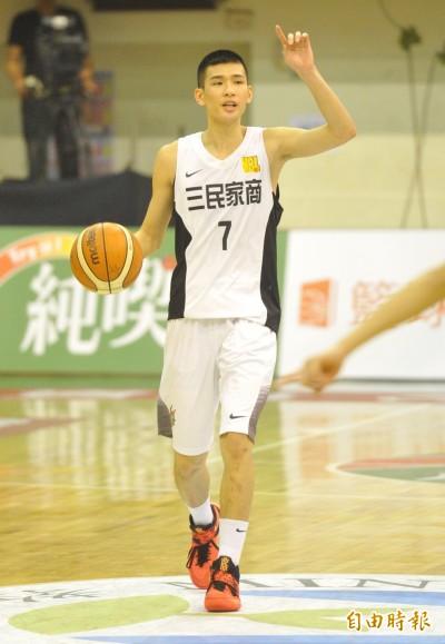 籃球》台灣籃壇未來之星 唐維傑踏上NCAA一級舞台