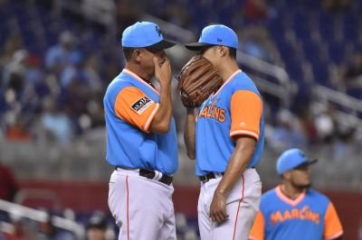 MLB》重建中馬林魚開鍘教練團 殷仔投教捲鋪蓋走人