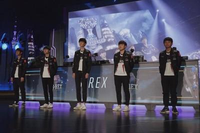 英雄聯盟世界賽》台灣Grex遭中國IG全面壓制 苦吞首敗