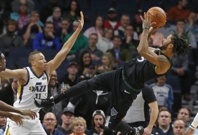 NBA》睽違7年「飆風玫瑰」再綻放!爆砍50分寫生涯新高(影音)