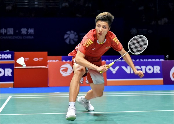 中國福州羽球公開賽》今搶冠軍戰門票 小天對決中國一哥