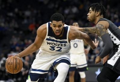 NBA》送走巴特勒一身輕   灰狼主場破網終止5連敗