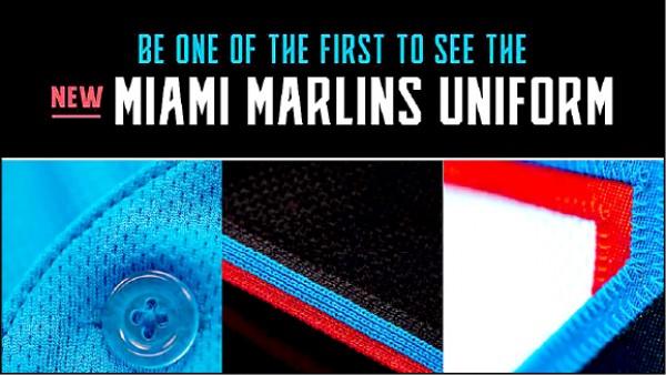 新隊徽很夜店 馬林魚「換」然一新