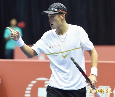 挺東奧正名公投 世大運網球男單金牌:台灣就是台灣(影音)