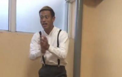 足球》本田圭佑喜迎執教首勝   教練兼球員也不馬虎