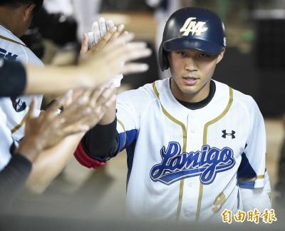日職》火腿總經理讚王柏融  「台灣職棒史上最強」