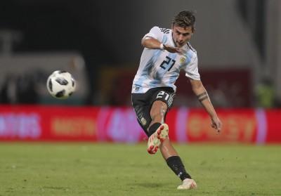 足球》阿根廷雙星攻進國家隊處女球 後梅西時代看他們