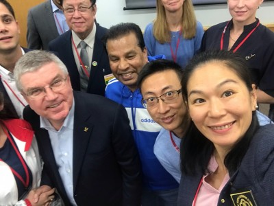 東奧正名公投未通過 國際奧會主席歡迎台灣參與東奧