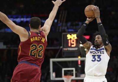 NBA》「新同學」發威砍全場最高  灰狼踢館騎士笑納3連勝