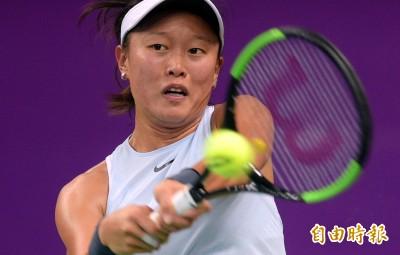 網球》澳網外卡戰張凱貞單日兩勝 單、雙打都晉級
