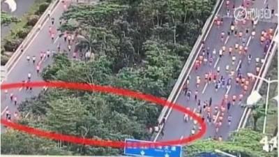 深圳半馬258人作弊  自家網友轟:真善美在這國家不存在