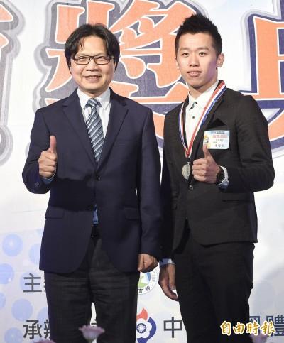 國光獎章今頒獎 體操雙雄李智凱、唐嘉鴻朝奧運邁進