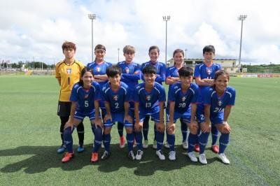東亞盃》克服炙熱天氣 台灣女足2:0勝香港開紅盤