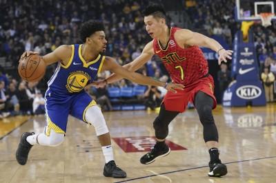 NBA》老鷹主場迎戰強敵勇士 林書豪拚復出止敗