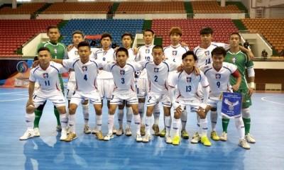 足球》打破10年「中國魔咒」 台灣U20五人足挺進會內賽