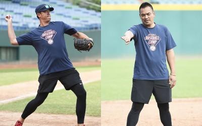 棒球》王建民vs.陳金鋒夢幻對決 明天新莊球場上演