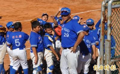 棒球》連碰兩支強隊都被扣倒 彰化縣有做心理建設