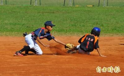 棒球》第六屆花蓮台彩威力盃全國少棒賽開打