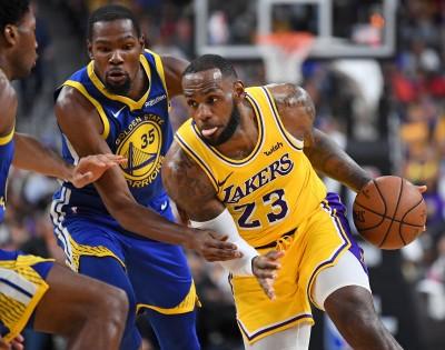 NBA》有詹皇的湖人難補到巨星?KD道出原因