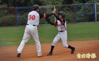 棒球》第六屆威力盃少棒賽 台東縣明與新北市爭冠