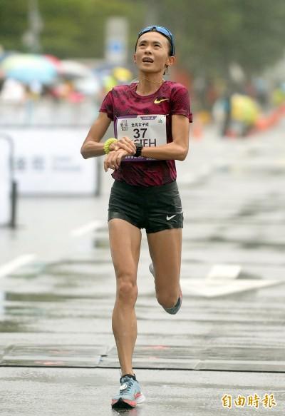台北馬》感謝台灣好手們陪跑 謝千鶴再寫個人最佳奪國內冠軍