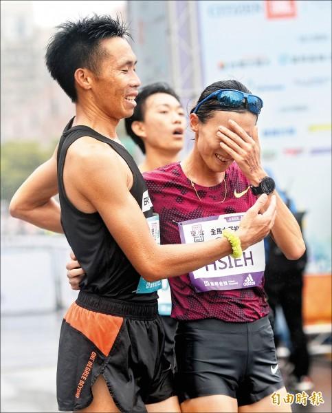 台北馬》台灣最強男女再進化 已有「破」解之道