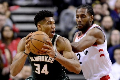 NBA》字母哥19分19籃板 公鹿本季對暴龍兩戰全勝(影音)