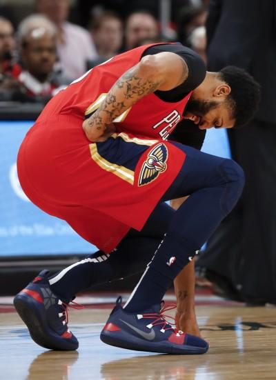 NBA》A.戴維斯又受傷 哈勒戴爆砍37分收服活塞
