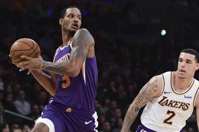 NBA》湖人醞釀三方交易 追求太陽前鋒亞里札