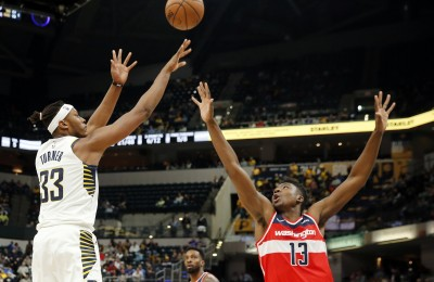 NBA》M.透納砍本季新高26分宰巫師 溜馬奪4連勝