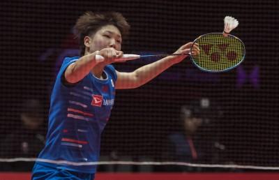 羽球年終賽》山口茜直落二輕取張蓓雯 明與小戴拚晉級門票