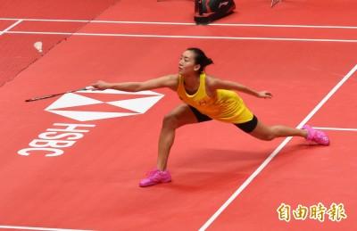 羽球前線》台灣籍教練推一把 加拿大李文珊逆轉陳雨菲