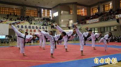 總統盃跆拳道錦標賽登場 金牌選手雲集競技