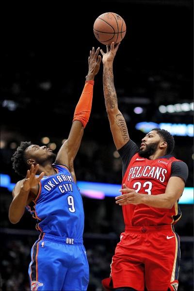 NBA》一眉哥豪砍44分 創個人本季新高