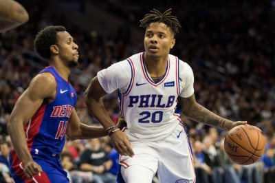 NBA》投籃失憶、怪病纏身都不在乎  活塞仍想換來前狀元