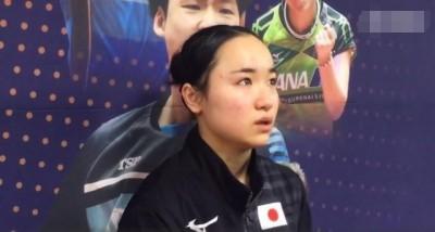 桌球》台灣一姊把日本天才少女打哭 賽後透露獲勝秘訣