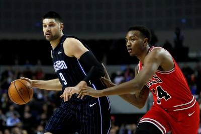 NBA》伍切維奇決勝節獨拿10分 魔術險勝公牛