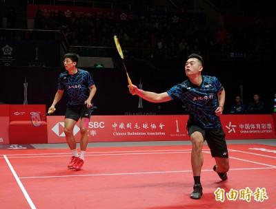 「雙麟配」對決中國第一男雙 今日賽事預告與轉播