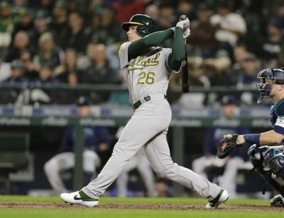 MLB》查普曼動左肩手術 預計6週內恢復訓練